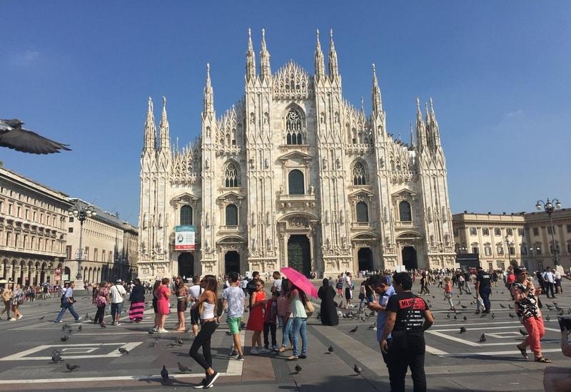 Milano otel tavsiyeleri