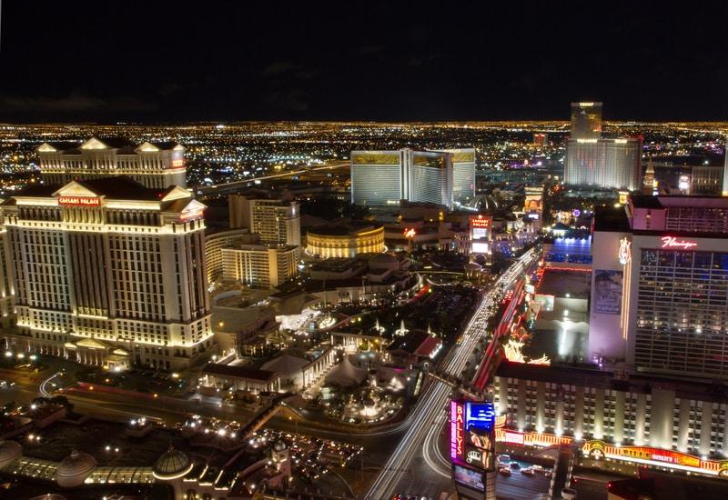 Las Vegasda nerede kalınır