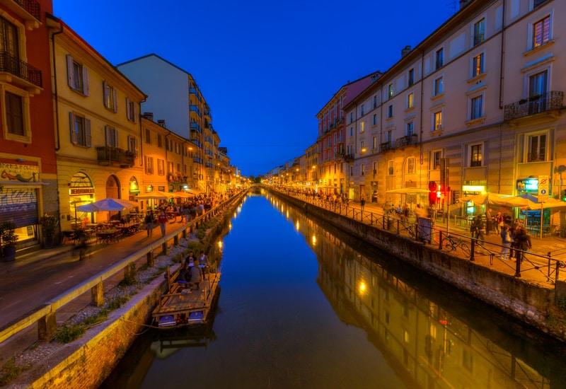 Milano da nerede kalınır