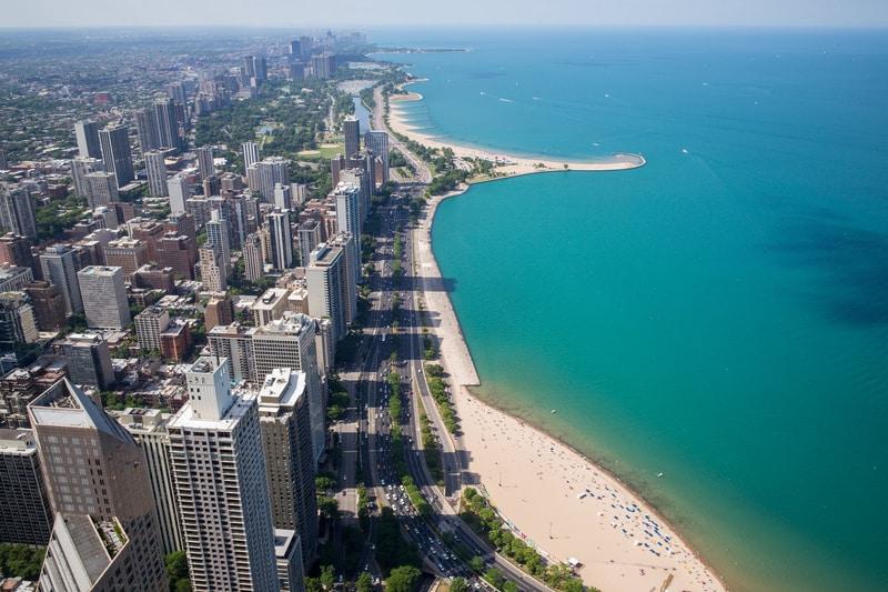 Chicagoda nerede kalınır