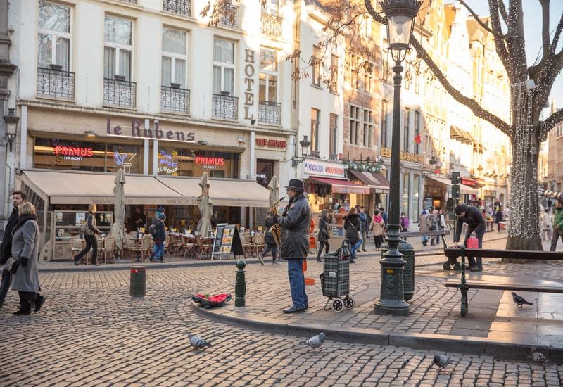 Brüksel de nerede kalmalı