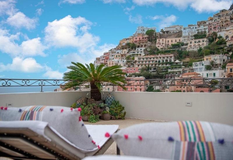 Amalfi Otel Tavsiyeleri