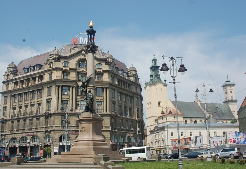 Lviv de kalınacak yerler