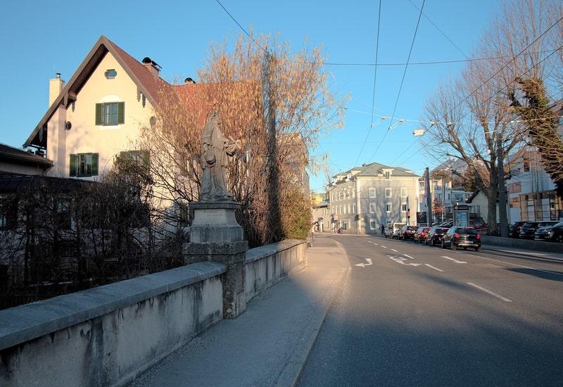 Salzburgda nerede kalmalı