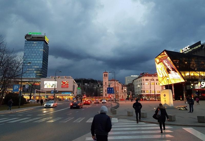 Saraybosna da nerede kalınmalı