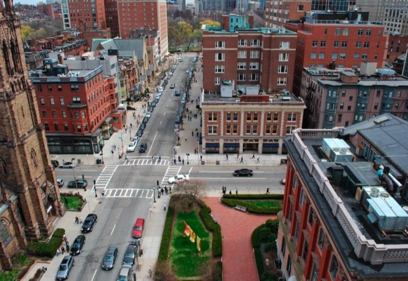 Boston da nerede konaklanır