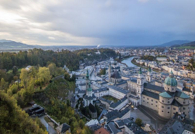 Salzburg da nerede konaklanır