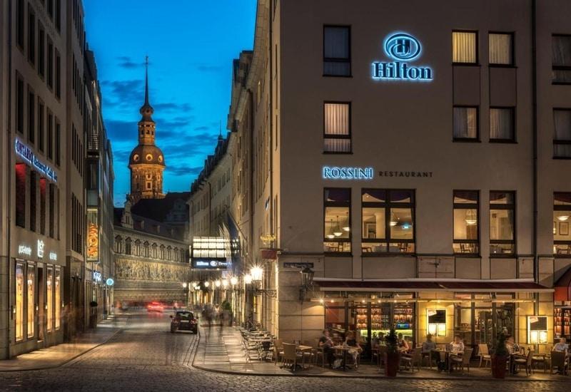 Dresden de nerede konaklanır