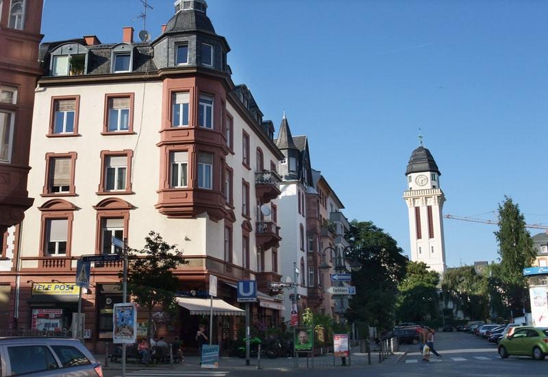 Frankfurt ta nerede kalınmalı
