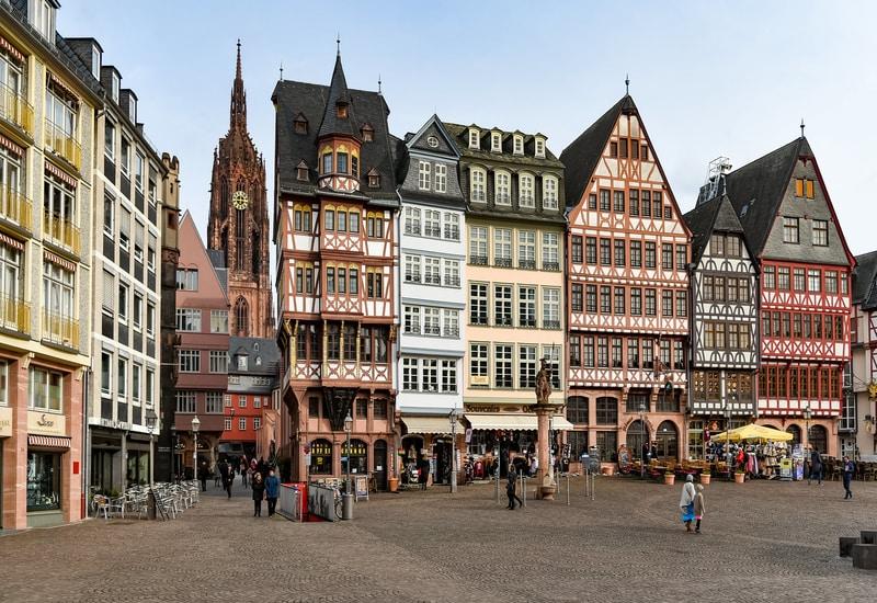 Frankfurt otel tavsiyeleri