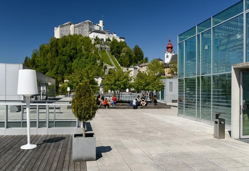Salzburg da nerede kalınmalı