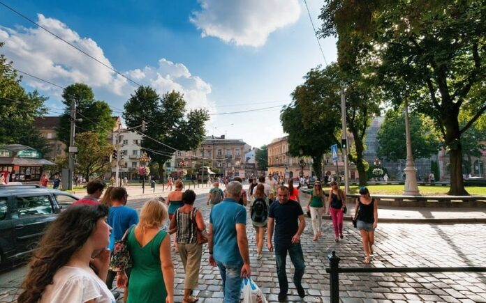 Lviv'de Nerede Kalınır Blog
