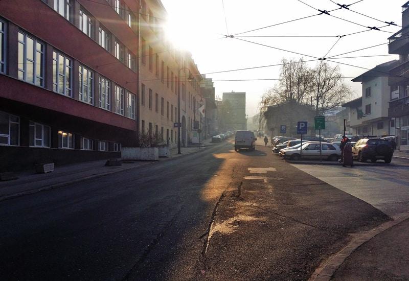 Saraybosna da nerede konaklanır