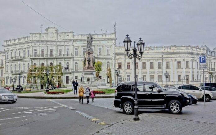 Odessa'da Nerede Kalınır ? Blog