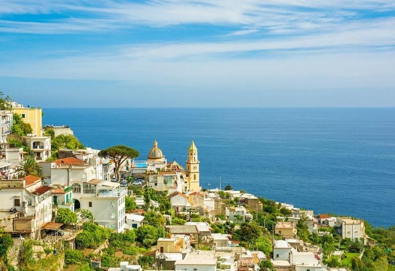 Amalfide nerede kalmalı