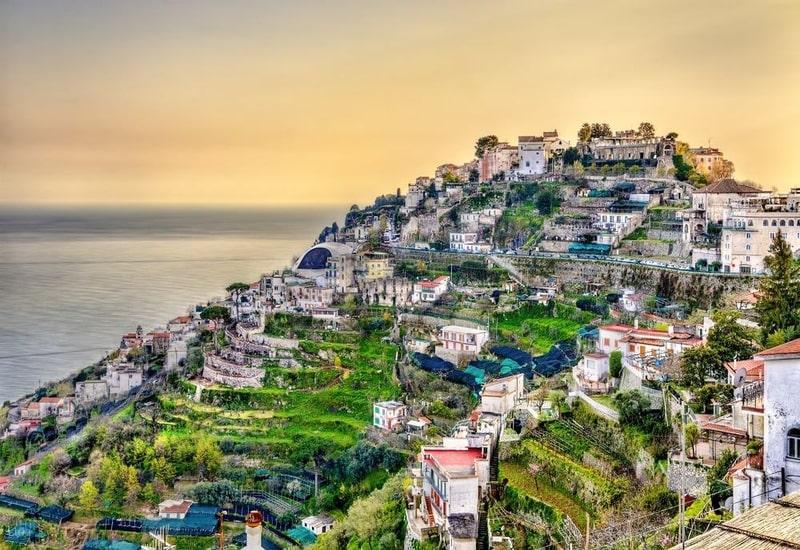 Amalfi de nerede konaklanır